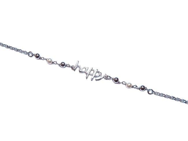 Loumya Silver | Bracelet| Argent | Happy
