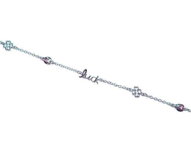 Loumya Silver | Bracelet | Argent | Luck