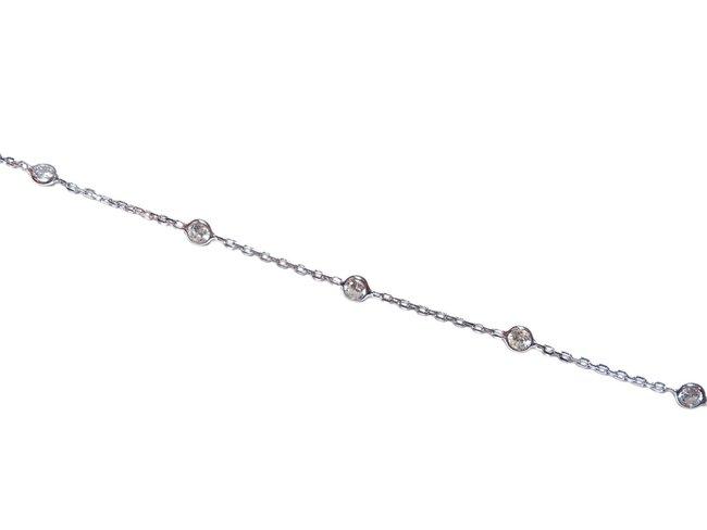 Loumya Silver | Bracelet | Argent | Oxyde de Zirconium
