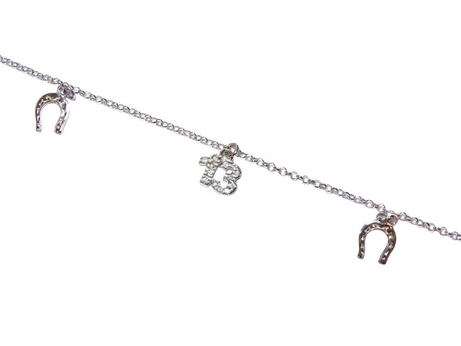 Loumya Silver | Bracelet | Argent | Oxyd de Zirconium | Bonheur
