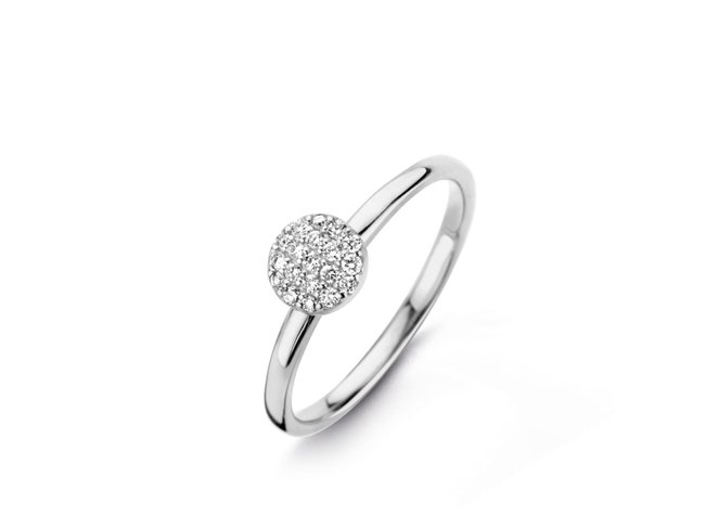 One More | Bague | Eolo | Or Blanc | Diamants | 91Z606/A