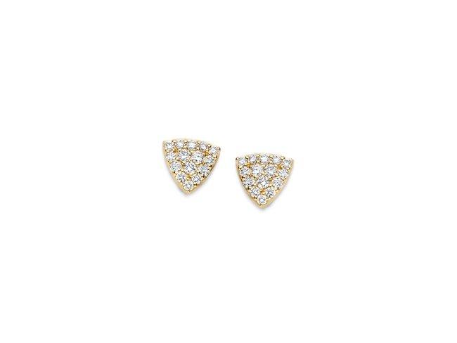 One More | Boucles d'Oreilles | Eolo | Or Jaune | Diamants|06