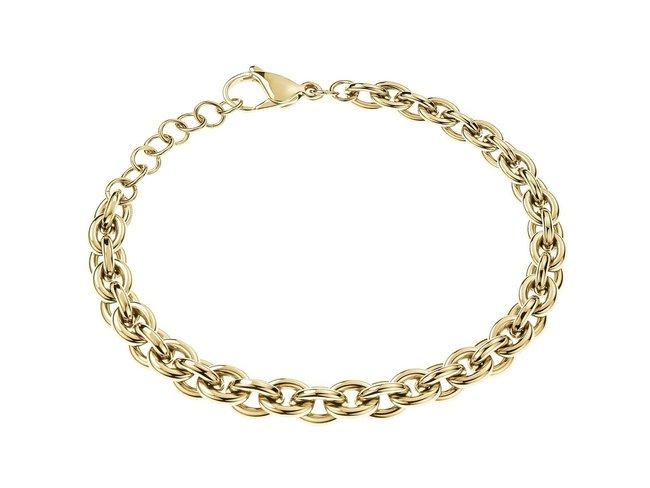 Calvin Klein B   Bracelet   Acier Doré   KJALJB100300