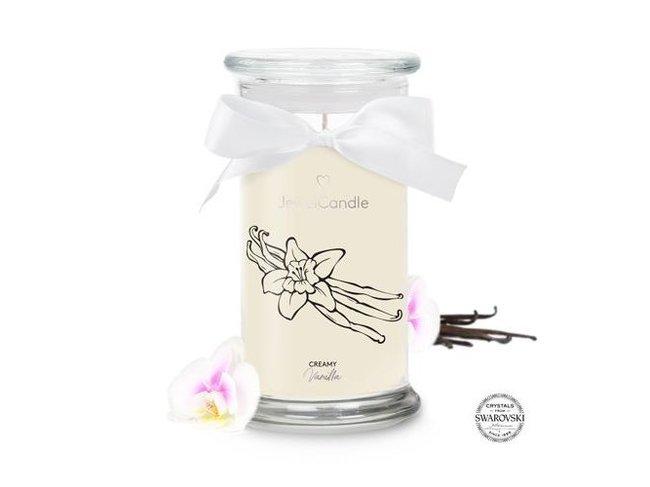 JewelCandle | Creamy Vanilla | Edition Swarovski | dès 32.95€