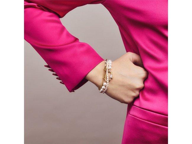 Ti Sento | Bracelet | Plaqué Or | 2961PW